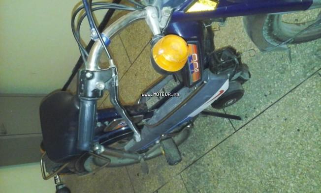 دراجة نارية في المغرب بيجو اوتري 103 - 133706