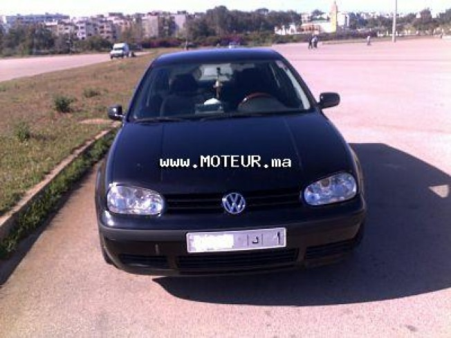 volkswagen golf 4 tdi 110ch 2001 diesel 30447 occasion rabat maroc. Black Bedroom Furniture Sets. Home Design Ideas