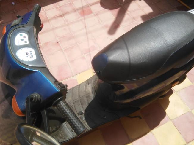Moto au Maroc PIAGGIO Zip 50 sp - 133997