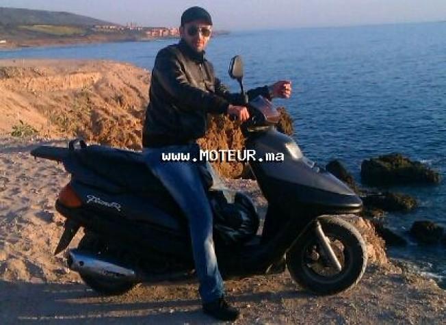 دراجة نارية في المغرب مبك فلامي - 126456