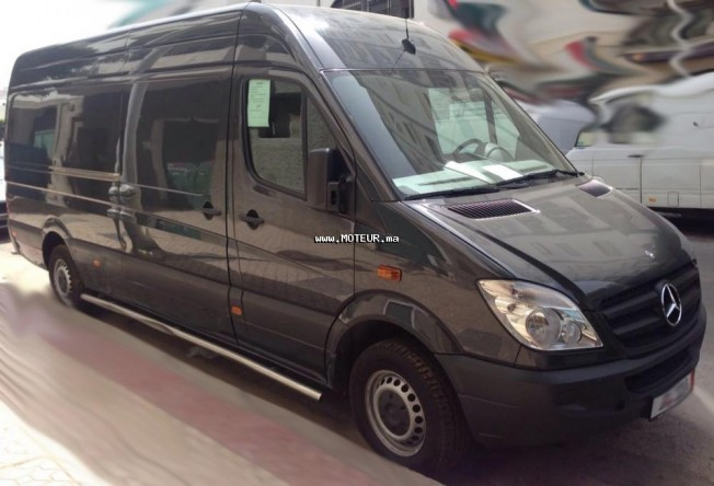 mercedes sprinter 2012 2012 diesel 96287 occasion tetouan maroc. Black Bedroom Furniture Sets. Home Design Ideas