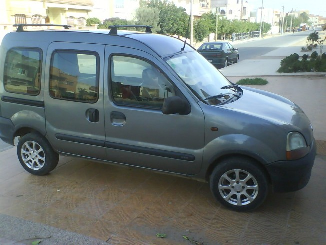renault kangoo 1 9 d65 2000 diesel 10759 occasion oujda maroc. Black Bedroom Furniture Sets. Home Design Ideas