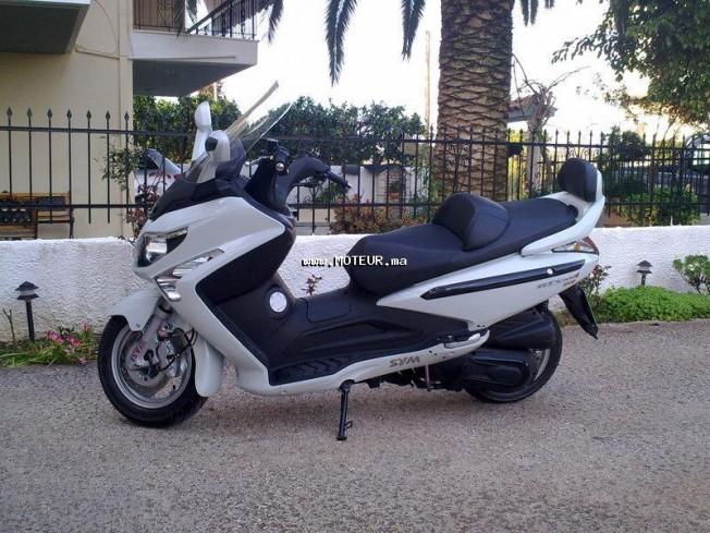 دراجة نارية في المغرب سيم جتس 300 يفو 300 i evo - 131147