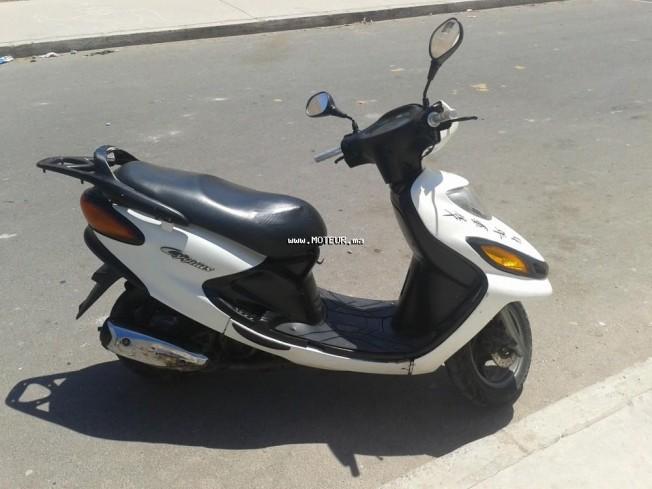 Moto au Maroc YAMAHA Cygnus - 133218