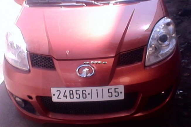 سيارة في المغرب GREAT-WALL Wingle - 100963