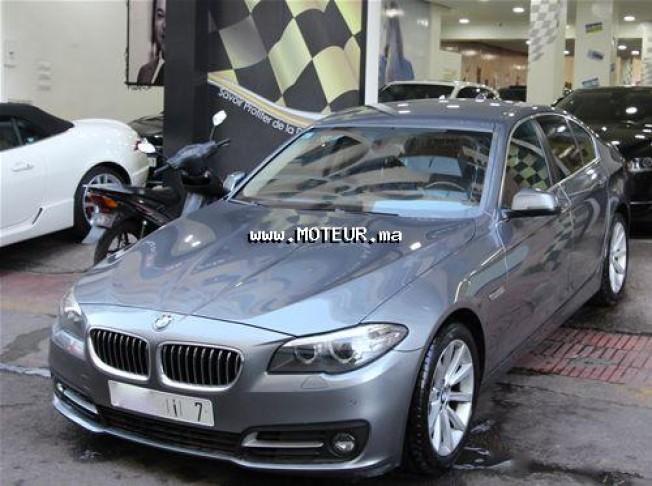 Voiture au Maroc BMW Serie 5 - 118738
