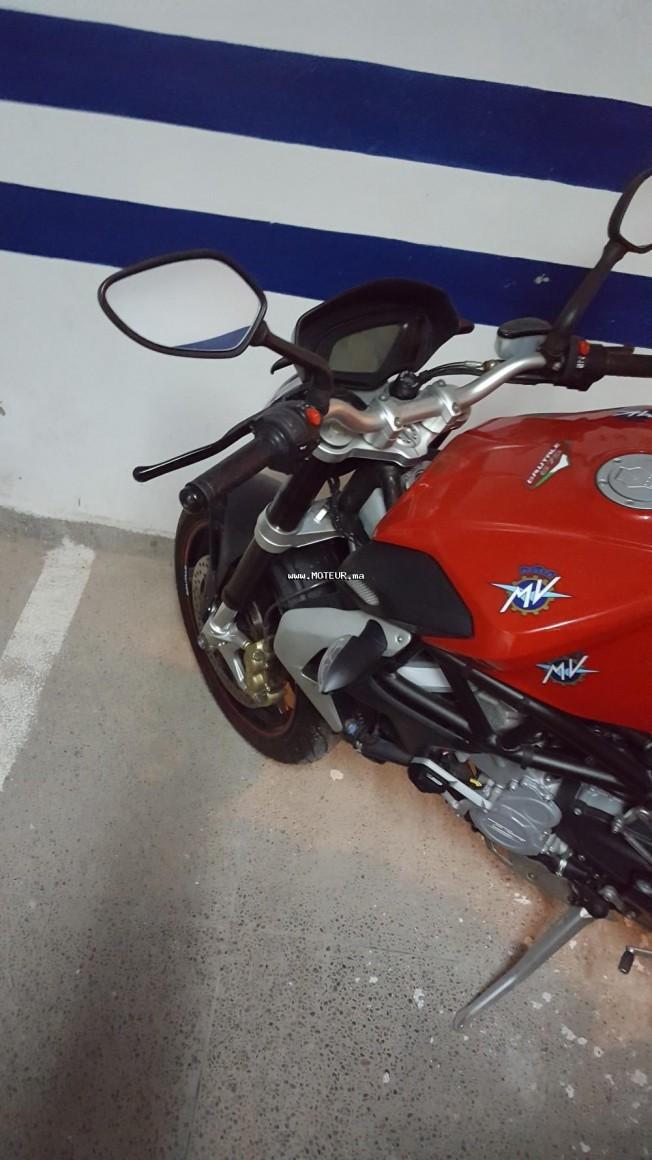 Moto au Maroc MV-AGUSTA Brutale s Brutale 675 b3 - 133235