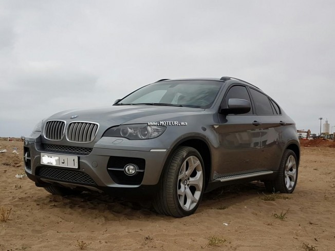 bmw x6 2010 diesel 103774 occasion rabat maroc. Black Bedroom Furniture Sets. Home Design Ideas