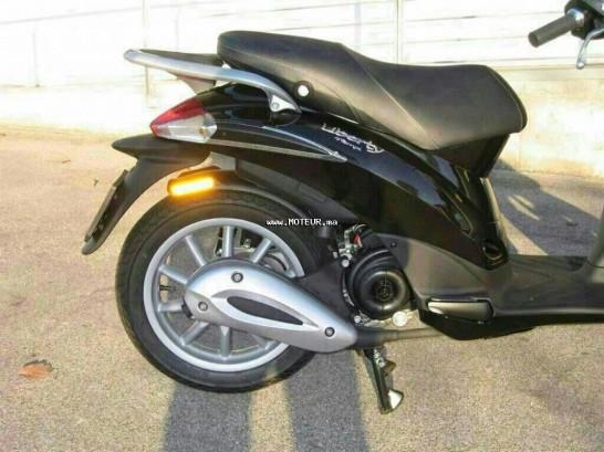 دراجة نارية في المغرب بياججيو ليبيرتي 50 4t - 133889