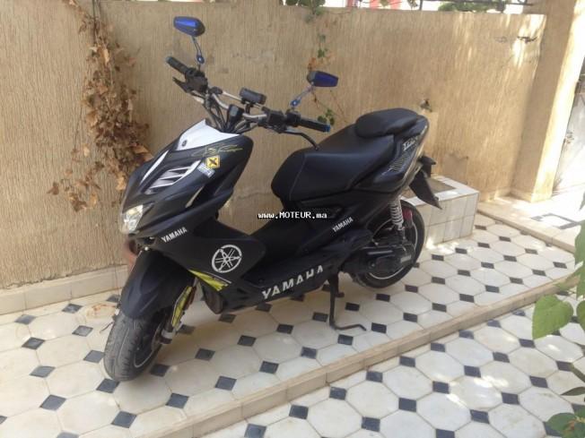 Moto au Maroc YAMAHA Aerox - 133718
