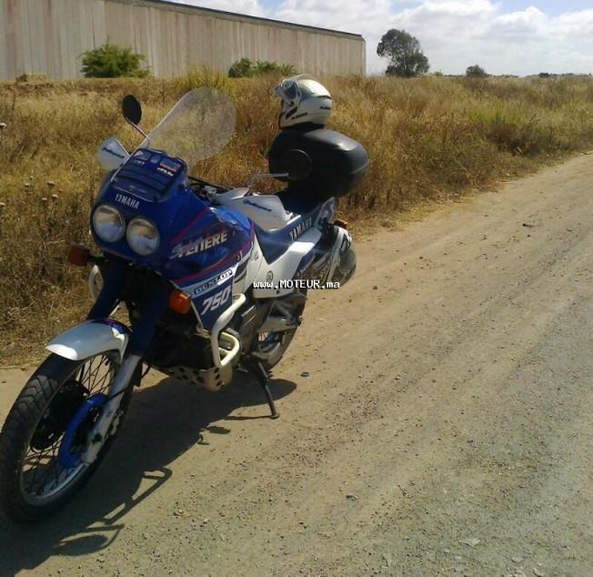 دراجة نارية في المغرب ياماها كستز 750 3ld - 130621