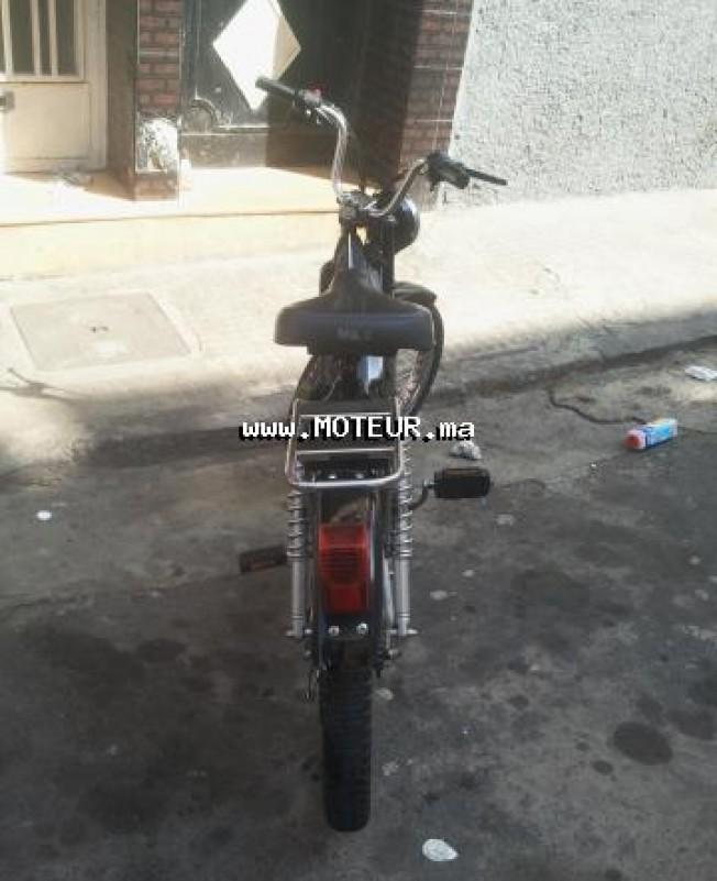 دراجة نارية في المغرب مبك سوينج 125 r - 132399