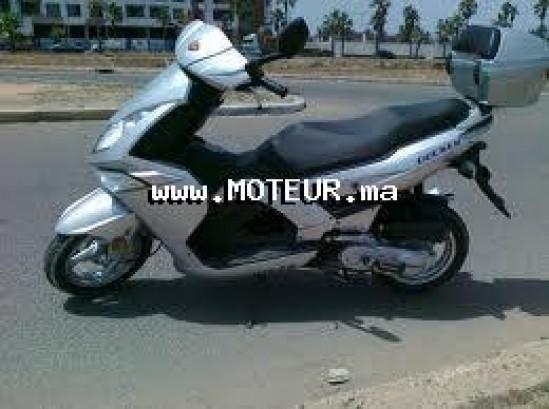 Moto au Maroc DOCKER C1-50 125 - 127948