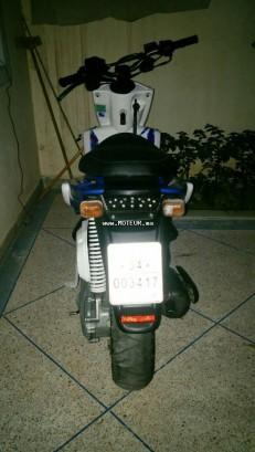 Moto au Maroc MBK Stunt - 133472