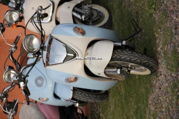 Moto au Maroc VESPA S50 - 128740