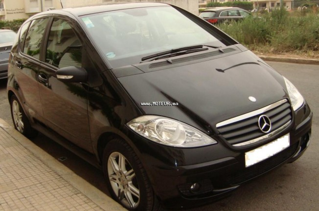 mercedes classe a 160 cdi 2007 diesel 13978 occasion casablanca maroc. Black Bedroom Furniture Sets. Home Design Ideas