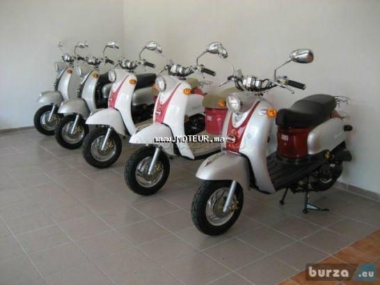 دراجة نارية في المغرب جاريلي فلو 50 50 - 129582