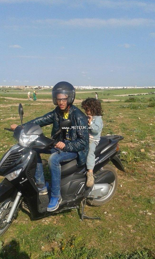 Moto au Maroc BENELLI 354 sport ii 125 r - 131898
