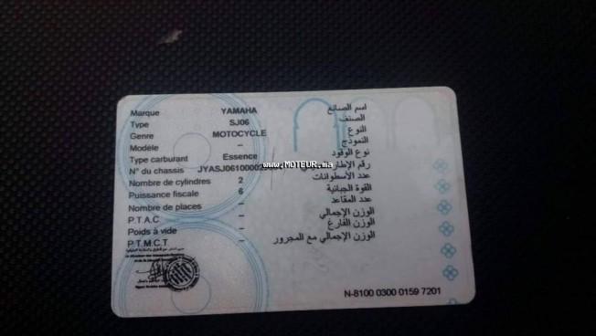 Moto au Maroc YAMAHA Xj 6 - 133705