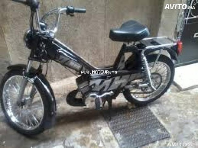Moto au Maroc MBK Swing 125r - 133123