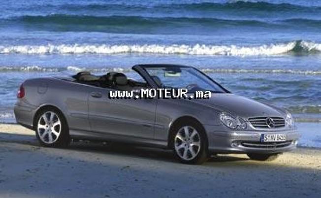 mercedes clk clk320 2000 essence 47194 occasion tanger maroc. Black Bedroom Furniture Sets. Home Design Ideas