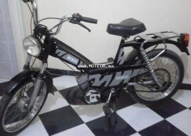 Moto au Maroc MBK Swing - 133954