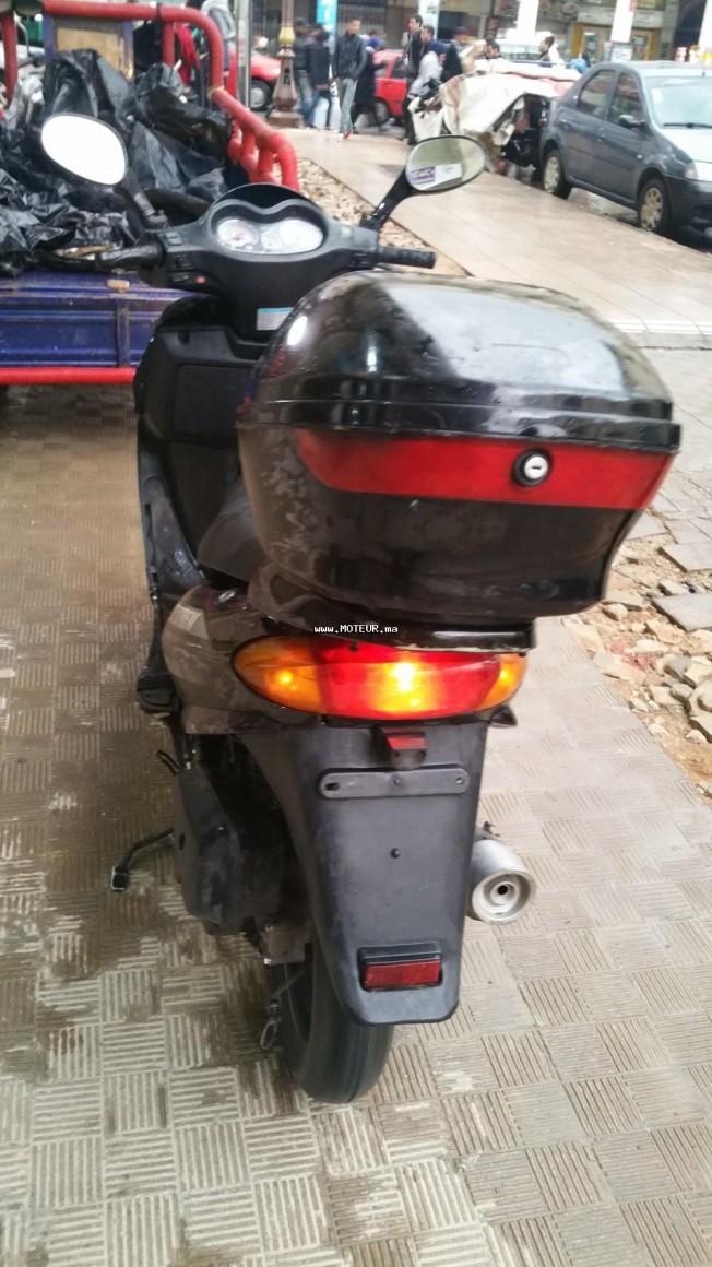 Moto au Maroc BUZZ Bxm - 132950