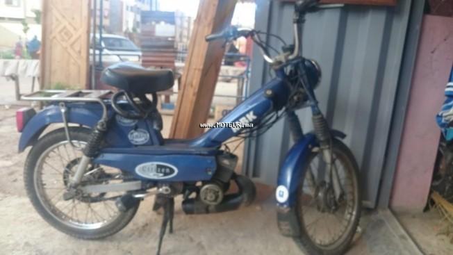 Moto au Maroc MBK Av 881 - 133821