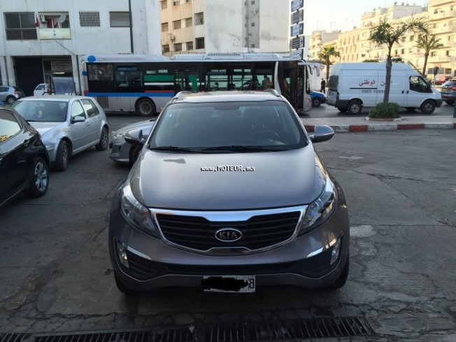 kia sportage 2 0 crdi 4x4 2011 diesel 70044 occasion casablanca maroc. Black Bedroom Furniture Sets. Home Design Ideas