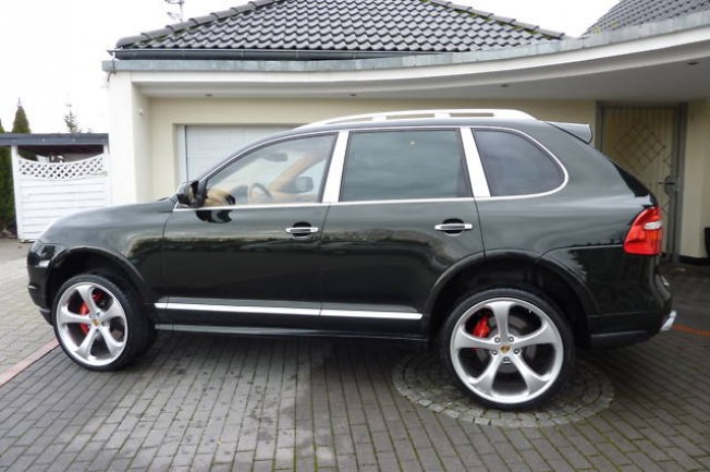 porsche cayenne turbo 500cv 2008 essence 11296 occasion casablanca maroc. Black Bedroom Furniture Sets. Home Design Ideas