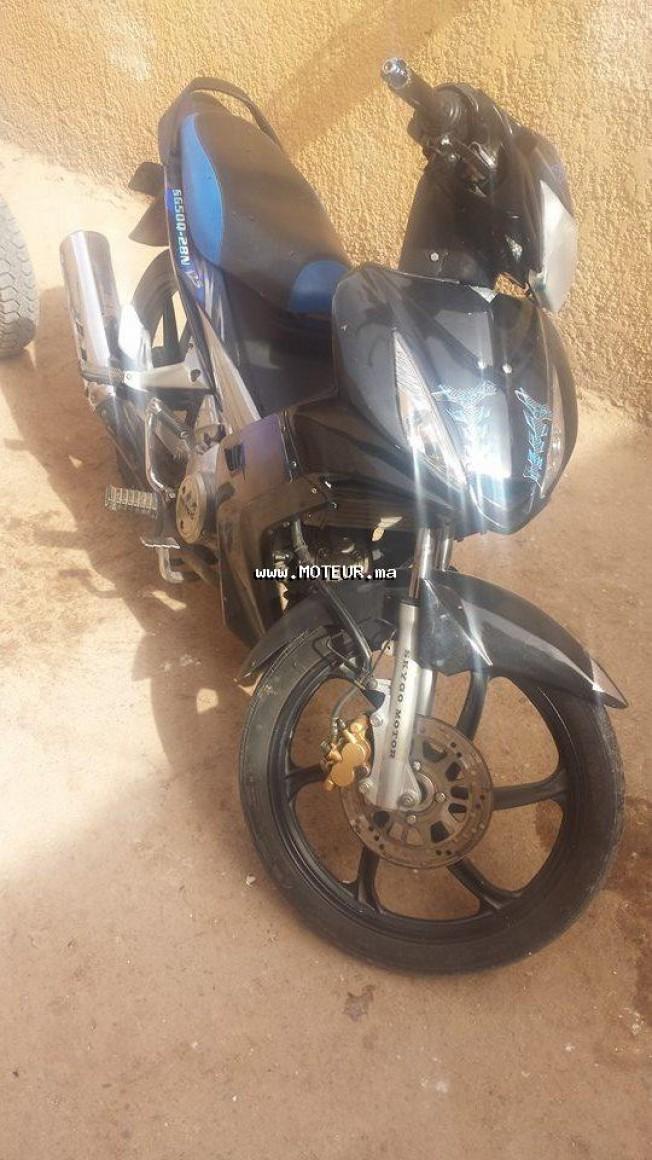 Moto au Maroc SKYGO Autre 125 - 132970