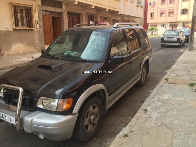 kia sportage 2003 diesel 65075 occasion safi maroc. Black Bedroom Furniture Sets. Home Design Ideas