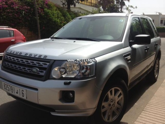 land rover freelander 2012 diesel 44633 occasion casablanca maroc. Black Bedroom Furniture Sets. Home Design Ideas