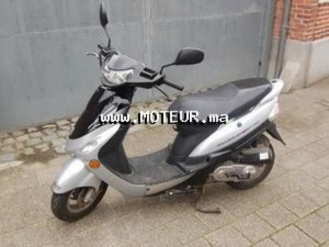 Moto au Maroc PEUGEOT Speedfight 100 silve 49c - 134050