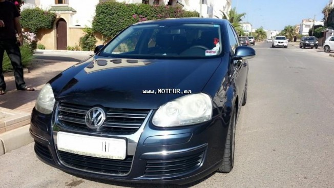 volkswagen jetta tdi 1 9 confortline 2006 diesel 48435 occasion agadir maroc. Black Bedroom Furniture Sets. Home Design Ideas