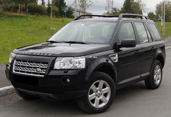 land rover freelander occasion oujda maroc annonces. Black Bedroom Furniture Sets. Home Design Ideas