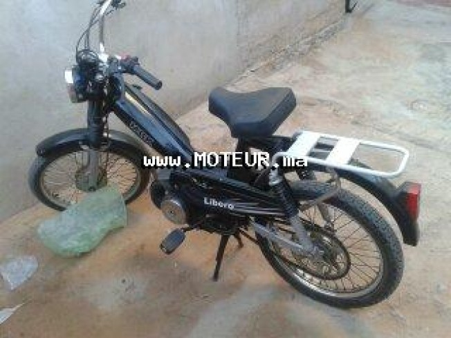 Moto au Maroc MBK Libero - 131070