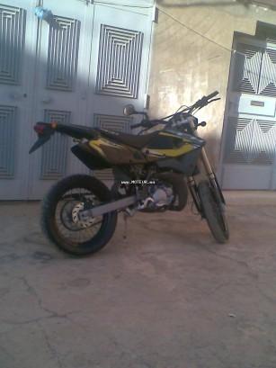 دراجة نارية في المغرب هوسكيفارنا سم 50 50cc - 123345