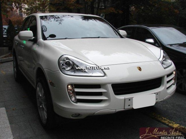 porsche cayenne 3000cc 2009 diesel 27021 occasion rabat maroc. Black Bedroom Furniture Sets. Home Design Ideas