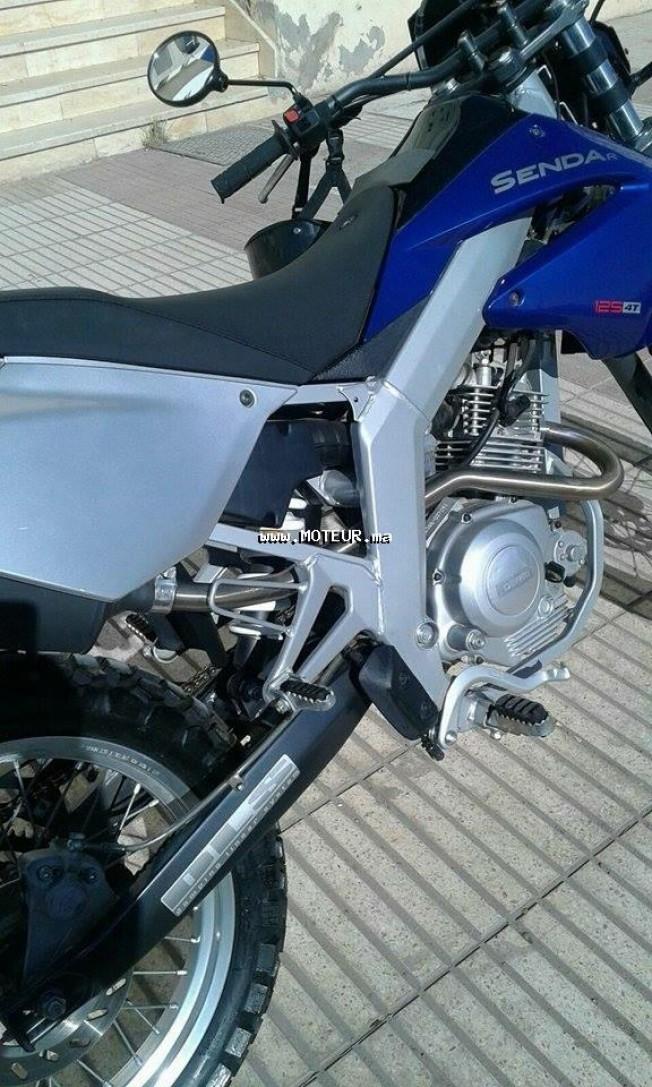 Moto au Maroc DERBI Senda 125 4t 125 - 132803