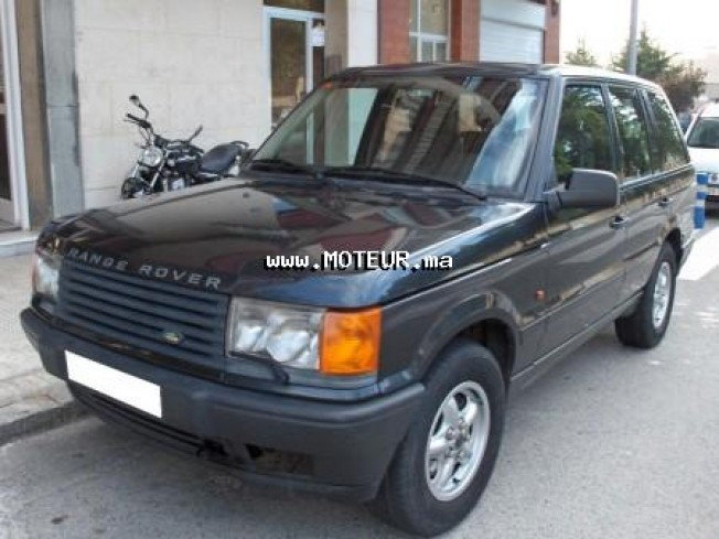 land rover range rover v8 1999 essence 53424 occasion marrakech maroc. Black Bedroom Furniture Sets. Home Design Ideas