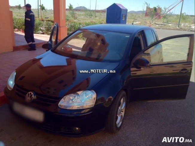 volkswagen golf 5 2 tdi 2009 diesel 72254 occasion rabat maroc. Black Bedroom Furniture Sets. Home Design Ideas