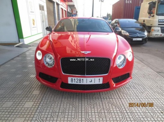 BENTLEY Continental t 5.0 occasion
