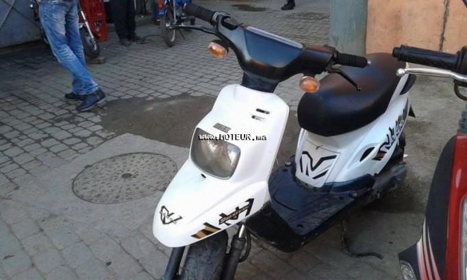 Moto au Maroc YAMAHA Bws - 129521