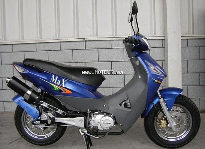 Moto au Maroc DOCKER C1-50 49 cc - 125674