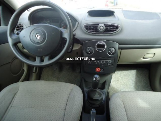 renault clio 1 5 dci 2007 diesel 18639 occasion casablanca maroc. Black Bedroom Furniture Sets. Home Design Ideas