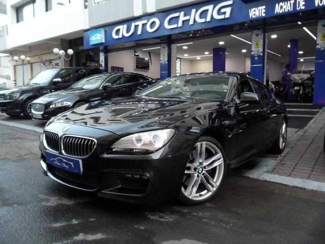 Voiture au Maroc BMW Serie 6 - 118408