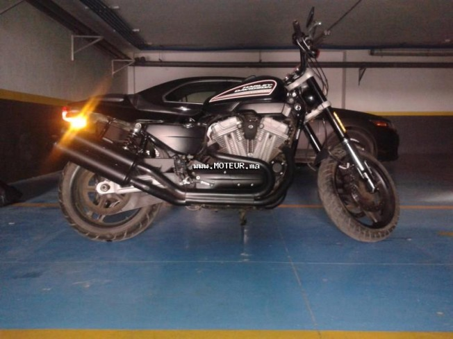 دراجة نارية في المغرب هارليي-دافيدسون كسر 1200 - 131576