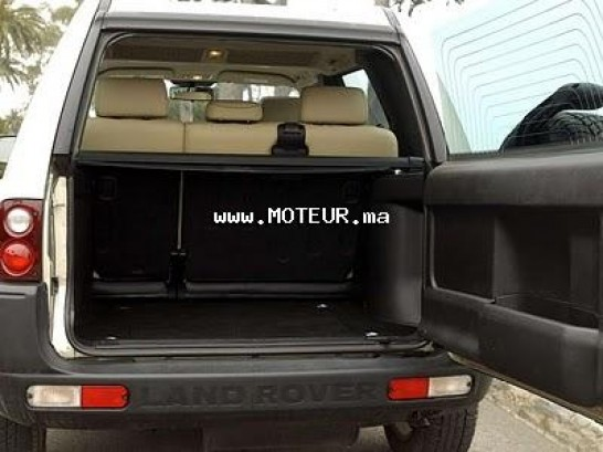 land rover freelander td4 2002 diesel 53091 occasion casablanca maroc. Black Bedroom Furniture Sets. Home Design Ideas