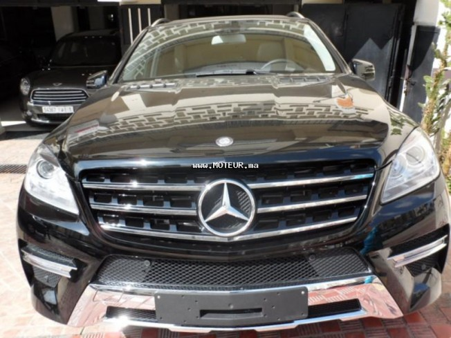 mercedes classe ml 350cdi 2012 diesel 28770 occasion. Black Bedroom Furniture Sets. Home Design Ideas